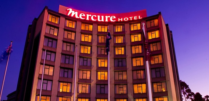 Mercure Hotel Geelong Victoria